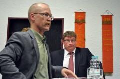 Kandidatenforum des Ortsvereins zur Stichwahl um das Amt des Oberbürgermeisters der Stadt Schönebeck