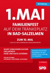 Familienfest auf dem Tränkeplatz in Bad- Salzelmen